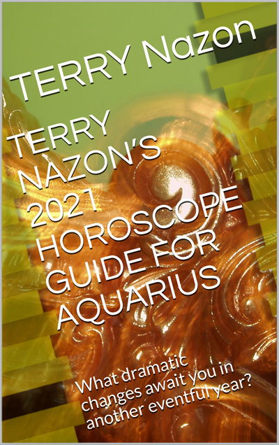 2021 Aquarius Year Ahead Horoscope Guide Book Pre Sale