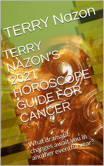 2021 Cancer Year Ahead Horoscope Guide Book Pre Sale