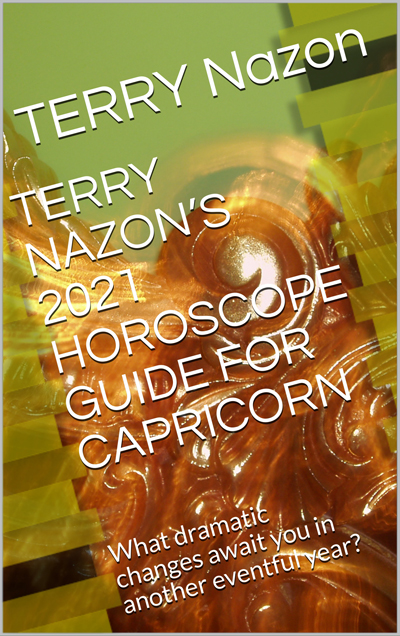2021 Capricorn Year Ahead Horoscope Guide Book Pre Sale