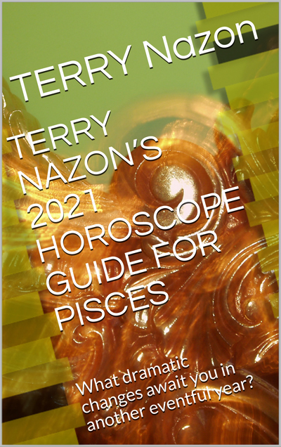 2021 Pisces Year Ahead Horoscope Guide Book Pre Sale
