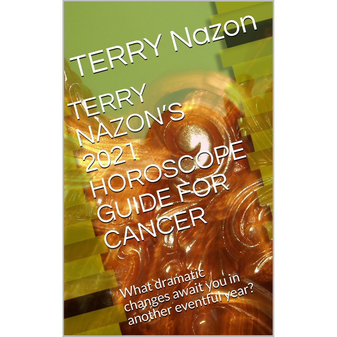 2021 Cancer Year Ahead Horoscope Guide Book