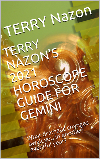 2021 Gemini Year Ahead Horoscope Guide Book Pre Sale
