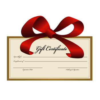 $100 Gift Certificate for Consultation w/Terry Nazon
