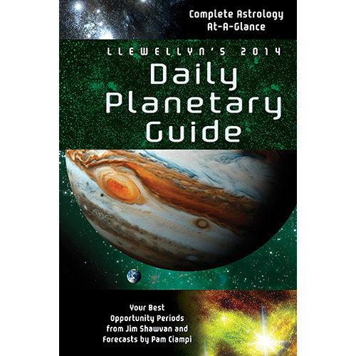 Llewellyn's 2014 Daily Planetary Guide