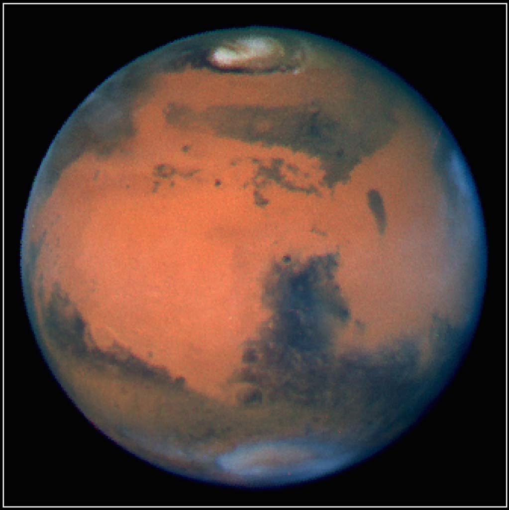 Mars: Your Individual Planet Interpretation Report