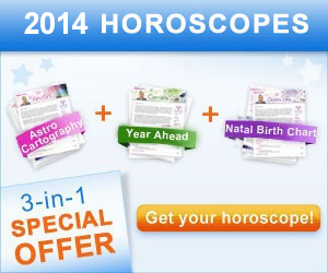 3 in 1 Astrology Report Special offer