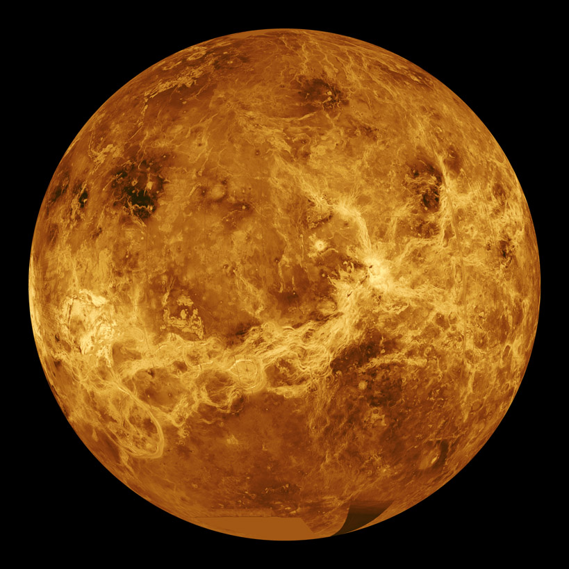 Venus: Your Individual Planet Interpretation Report